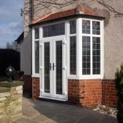 Safeguard Glass Conservatory Doors