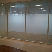 Safeguard Glass Door Set