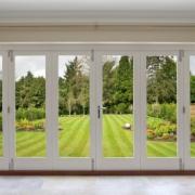 Safeguard Glass Folding Doors