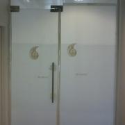 Safeguard Glass Office Doors