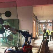 Safeguard Glass Shop Front Installation