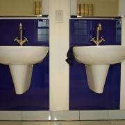 Safeguard Glass Bathroom Splash Back
